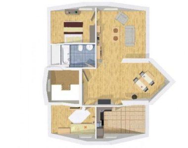 Mehrfamilienhaus Grundriss