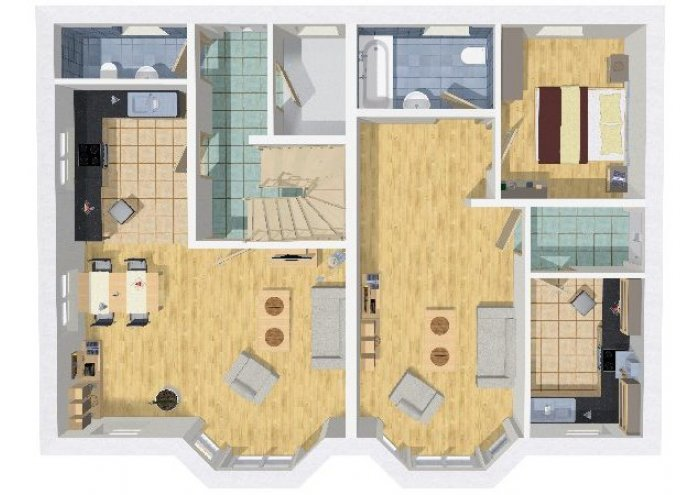 Haus mit Einliegerwohnung Karina