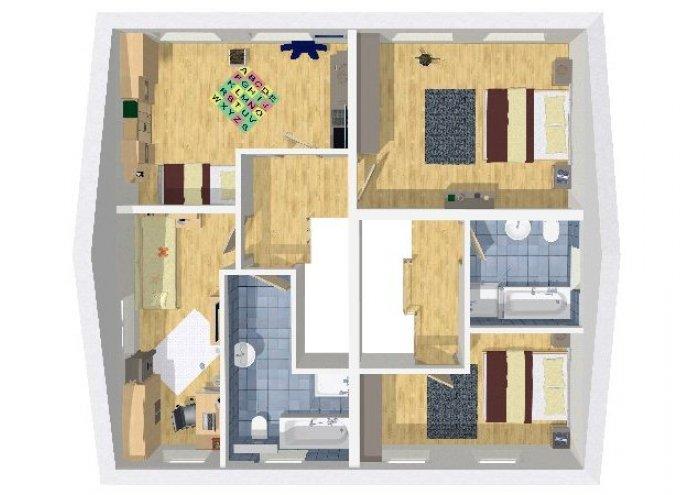 Haus mit Einliegerwohnung Larissa