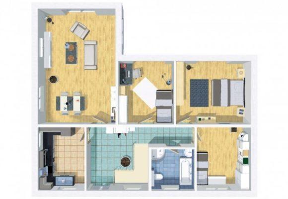 Grundriss Barrierefreies Haus