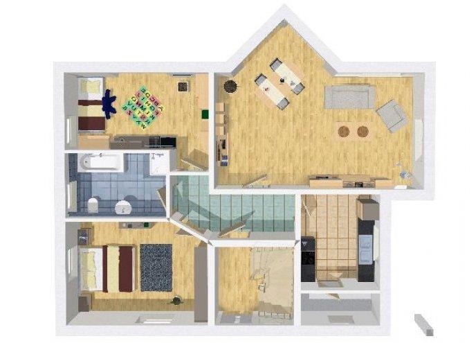 Zweifamilienhaus peter wilms haus for Zweifamilienhaus grundriss
